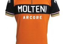 The cycle jersey