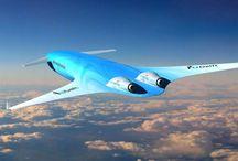 toekomstig vliegtuigen