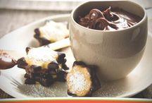 Receta de Estrellas rellenas de crema de cacao y avellanas