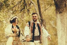 the romanian wedding