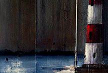 Mare nel legno
