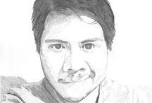 Trabajos propios / Dibujo