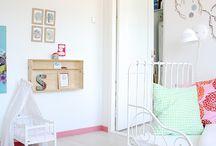 Girl's Bedroom / Arredamento e decor per cameretta bambina e ragazza