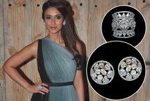 Diva Alert / Celebrities wearing Gehna Jewellery.