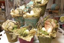 For Peat's sake... / Peat Pot Baskets / by Cassie Brumbaugh