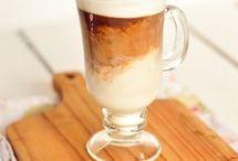 Kawa  herbata i czekolada do picia