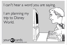 Disney World  / The ultimate planning board for a Disney World vacation! / by Laura Cleland