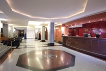 Ritz - Milan / A fresh, modern boutique hotel close to Corso Buenos Aires, famous for its shopping. This four star hotel in Milan is centrally located and perfect for business, leisure and conference guests.