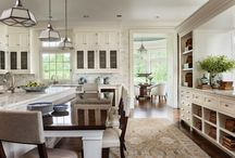 Home and interior / Beautiful kitchen