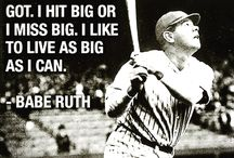 Softball/baseball quotes