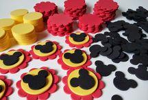 Mickey festa