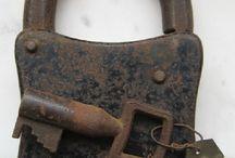 Old Locks and Keys