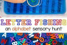 Preschool Letters Activities