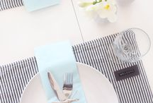 Decor & table setting