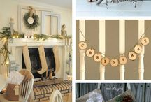 Rustic Christmas  / by Brittany Robertson
