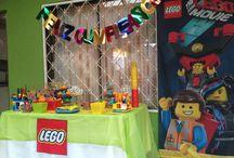 LEGO PARTY / Cumpleaños n4 de mi hijo Pablo