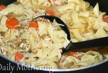 Recipes...Soup / by MaryAnn Rivard