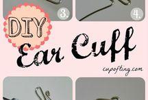 accesorios para la oreja