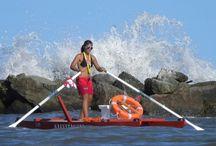 sup forward rowing