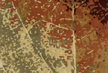 Likeable Leaf Designs / Love these leaf-inspired designs--Spring, Summer, of Fall--take a design hint from nature.