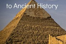 Homeschooling: History Year 1 / Year 1 of a 6 year history cycle.  Genesis- Deuteronomy and Ancient Egypt