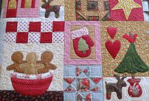 Seasonal Quilts for Inspiration! / Quilts with a seasonal theme. Make the most of it!