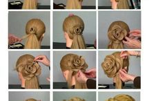 hairstyles ;)