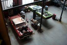 1. My built - 1/25 Model kits and Dioramas i've built