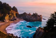 CALIFORNIA Travel / Tips and Ideas for a drive up the California coast