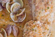 pescados i mariscos....yumiiii