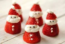 Holiday Fun / Delicious treats & sweets and fun holiday craft ideas!