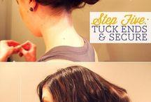 Les coiffures à essayer