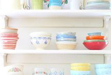 At Home - shelves
