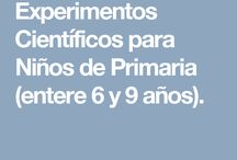 primaria ciència