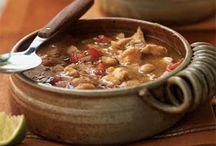 Soups-chili