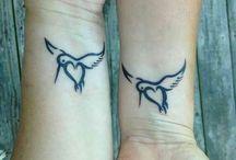 matching tatoo