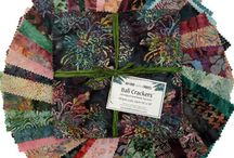 Pre-Cut Fabrics / Time Saving Pre-Cuts by Hoffman Fabrics / by Beaverhead Treasures LLC