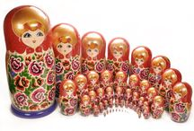 RUSSIAN DOLLS SPECIAL / WE CAN MAKE ANY DOLLS FOR YOU