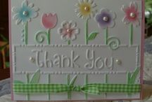 Cards ~ Thank you