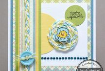 Circle Stamps Inspiration
