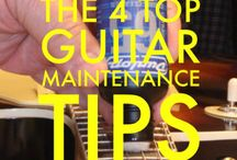 Music / Guitar maintenance
