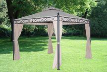 Gazebo Tent Garden Outdoor Tent Canopy Home Summer Furniture Family Shelter Sun