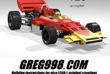 GREG998.COM / Models available on Greg998.com, the world of building instructions!