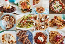 Waffle it! / by Kate Sather