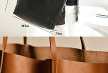 Ida's Leather Bag