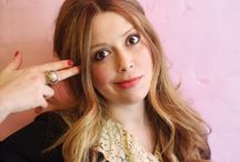Natasha Lyonne! / Nicki is so beautiful! I I could just meet the cast from OITNB I would be in heaven!
