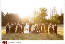 Inspiring Weddings-Groupings-Medium to Large / Professional wedding photographs of medium to large wedding parties. / by Elizabeth Pruitt
