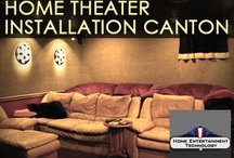 Home Theater Installation  / by Home Entertainment Technology