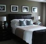 Decorating Ideas:  master bedroom