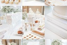 All white events